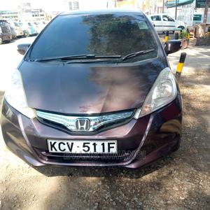 Honda Fit 2012 Purple | Cars for sale in Nairobi, Kilimani