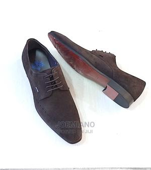 Oxford Suede Men Leather Shoes   Shoes for sale in Nairobi, Langata