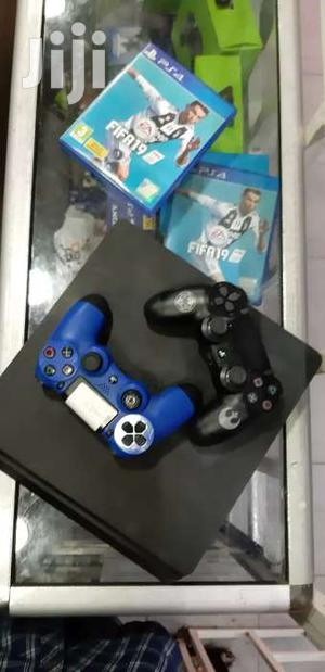 Ps4 Slim 500gb 1week Old   Video Game Consoles for sale in Nairobi, Nairobi Central
