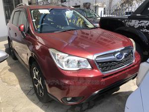 Subaru Forester 2014 Red   Cars for sale in Mombasa, Mombasa CBD