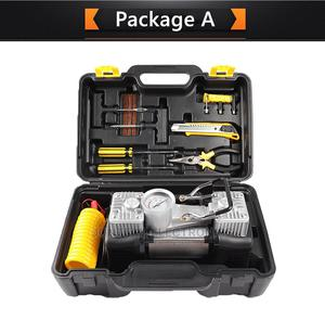 Double Cylinder Air Compressor With Toolkit | Vehicle Parts & Accessories for sale in Nairobi, Nairobi Central