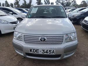 Toyota Succeed 2014 Silver   Cars for sale in Nairobi, Nairobi Central