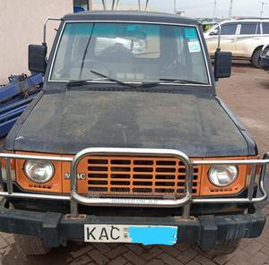 Mitsubishi Pajero 1994 Black | Cars for sale in Nairobi, Parklands/Highridge