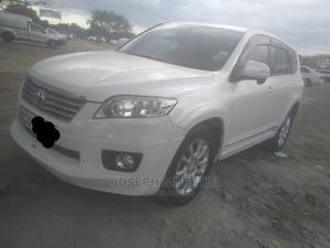 Toyota Vanguard 2012 White | Cars for sale in Nairobi, Westlands
