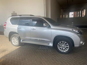 Toyota Land Cruiser Prado 2014 4.0 V6 Dual VVT-i Silver | Cars for sale in Nairobi, Ngara