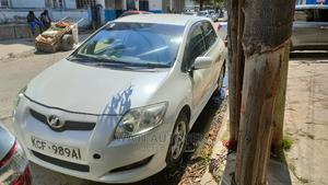 Toyota Auris 2009 White | Cars for sale in Mombasa, Mombasa CBD