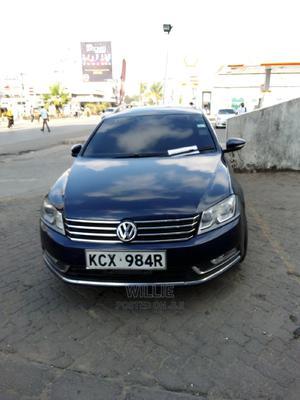 Volkswagen Passat 2013 Blue   Cars for sale in Mombasa, Tudor