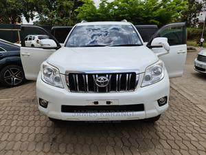 Toyota Land Cruiser Prado 2012 4.0 I White | Cars for sale in Nairobi, Kilimani