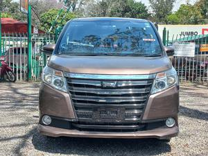 Toyota Noah 2014 2.0 FWD (6 Seater) Brown   Cars for sale in Nairobi, Lavington
