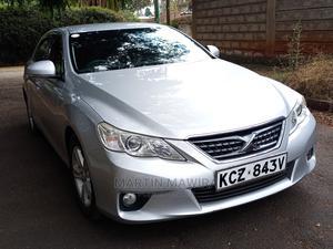 Toyota Mark X 2012 Silver | Cars for sale in Nairobi, Karen