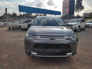 Mitsubishi Outlander 2014 Gray   Cars for sale in Nairobi, Ridgeways