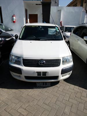 Toyota Succeed 2014 White | Cars for sale in Mombasa, Tudor