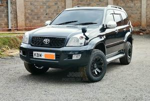 Toyota Land Cruiser Prado 2006 Black | Cars for sale in Nairobi, Muthaiga