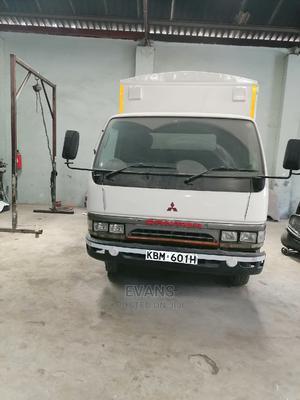 Mitsubishi Canter 2010 White | Trucks & Trailers for sale in Nairobi, Industrial Area Nairobi
