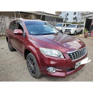 Toyota Vanguard 2010 Red | Cars for sale in Nairobi, Kilimani