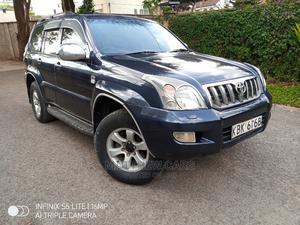Toyota Land Cruiser Prado 2003 3.0 D-4d Blue   Cars for sale in Nairobi, Nairobi Central