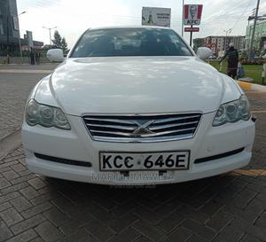 Toyota Mark X 2008 White | Cars for sale in Nairobi, Karen