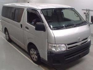 Toyota HiAce 2013 Silver | Cars for sale in Nairobi