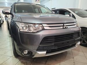 Mitsubishi Outlander 2014 Silver   Cars for sale in Mombasa, Mombasa CBD