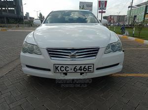 Toyota Mark X 2008 2.5 AWD White   Cars for sale in Nairobi, Nairobi Central