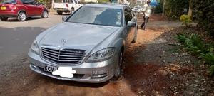 Mercedes-Benz S-Class 2012 Silver | Cars for sale in Nairobi, Nairobi Central