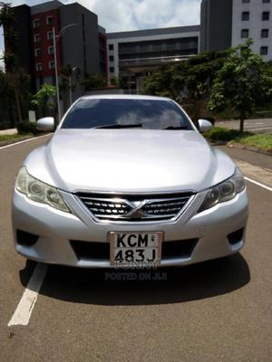 Toyota Mark X 2010 Silver | Cars for sale in Kiambu, Kiambu / Kiambu