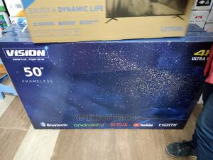 Vision Plus 50 Inch Android Tv | TV & DVD Equipment for sale in Nairobi, Nairobi Central