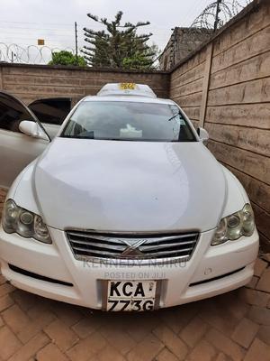Toyota Mark X 2007 White | Cars for sale in Nairobi, Langata