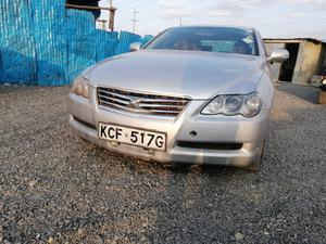 Toyota Mark X 2008 2.5 RWD Silver   Cars for sale in Nairobi, Komarock