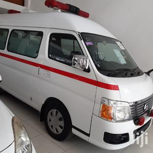 Nissan Caravan 2012 White | Buses & Microbuses for sale in Mombasa, Mvita