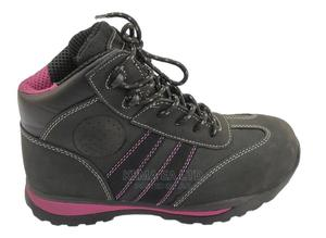 KEMA Nubuck Safety Boot – PS2324 (LADIES) | Shoes for sale in Nairobi, Industrial Area Nairobi