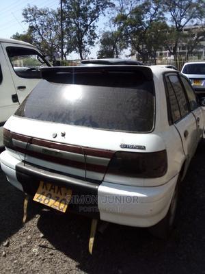 Toyota Starlet 1995 Glanza White | Cars for sale in Nakuru, Nakuru Town East