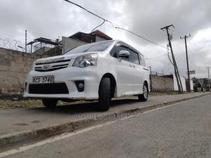 Toyota Noah 2011 2.0 143hp AWD (8 Seater) Off White | Cars for sale in Nairobi, Embakasi