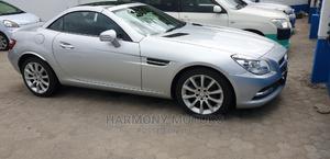 Mercedes-Benz SLK-Class 2014 Silver | Cars for sale in Mombasa, Mombasa CBD