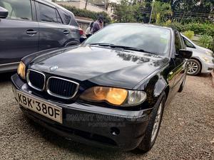 BMW 318i 2002 Black | Cars for sale in Nairobi, Kilimani