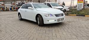 Toyota Mark X 2008 White | Cars for sale in Nairobi, Ridgeways
