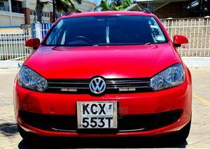Volkswagen Golf 2012 Red | Cars for sale in Mombasa, Mvita