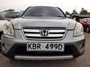 Honda CR-V 2005 Automatic Gray | Cars for sale in Nairobi, Muthaiga