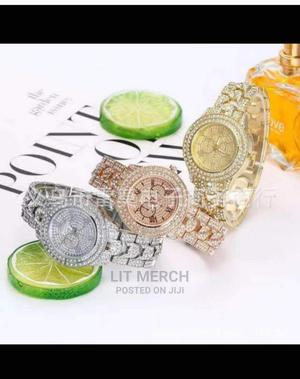 *Unisex Quality Hip Hop Iced Watches * Assortment: Fitting.   Watches for sale in Nairobi, Nairobi Central