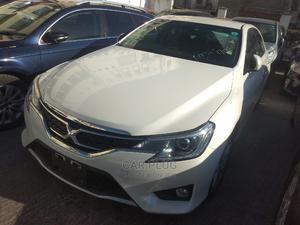 Toyota Mark X 2015 2.5 AWD White | Cars for sale in Mombasa, Mombasa CBD