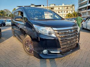 Toyota Noah 2014 2.0 FWD (8 Seater) Black   Cars for sale in Mombasa, Mombasa CBD