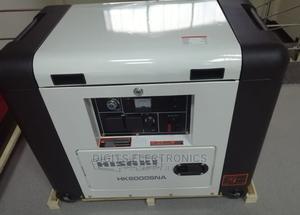 HISAKI 8.5kva Diesel Generator Silent Automatic   Electrical Equipment for sale in Nairobi, Nairobi Central