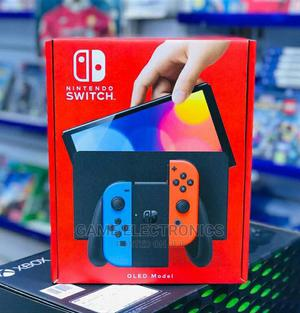Nintendo Switch OLED Model In Stock   Video Game Consoles for sale in Nairobi, Nairobi Central
