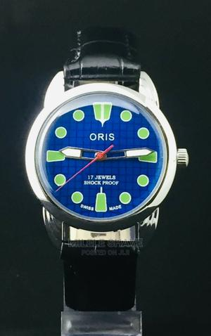 Vintage Oris Hand Wind ST-96 17 Jewels Men's Wrist Watch In   Watches for sale in Meru, Municipality