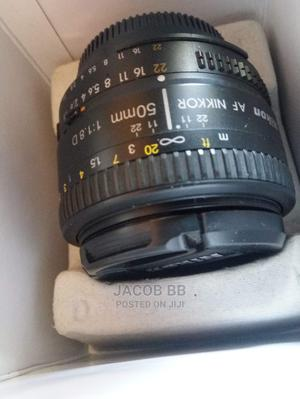 50mm F1.8D Nikon Lens | Photo & Video Cameras for sale in Nairobi, Nairobi Central