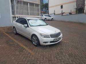 Mercedes-Benz C200 2010 White   Cars for sale in Nairobi, Parklands/Highridge