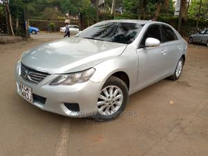 Toyota Mark X 2010 Silver | Cars for sale in Nairobi, Westlands