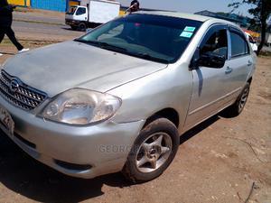 Toyota Corolla Fielder 2001 Silver | Cars for sale in Nairobi, Komarock