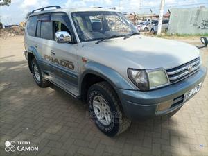 Toyota Land Cruiser Prado 2003 Beige | Cars for sale in Nairobi, Nairobi Central