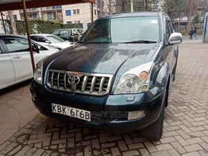 Toyota Land Cruiser Prado 2003 Blue | Cars for sale in Nairobi, Kilimani